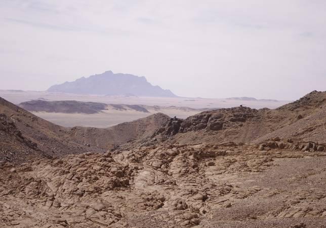New Granitic Ring Dyke Intrusion In The Jebel Uweinat Sudan