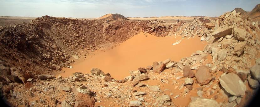 Kamil Crater