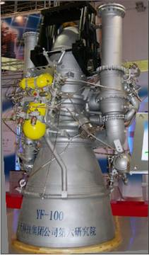 Energomash RD-120 rocket engine family