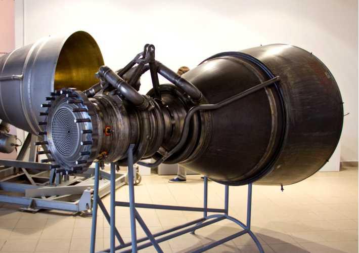 Combustor on Pressure Chamber Rocket Engine