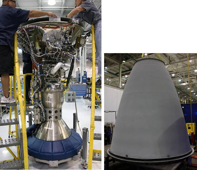 The evolution of the SpaceX Merlin engine
