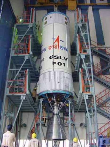 GSLV Mk1 Gallery